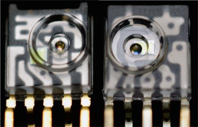 transceptores optoelectrónicos Avago