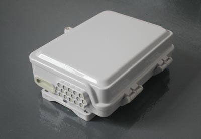 Caja terminal de fibra óptica