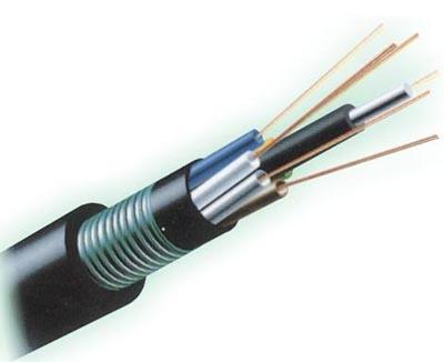Cables de fibra óptica con tubos holgados