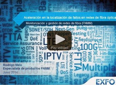 Grabación del webminar localización de fallos en redes de fibra óptica