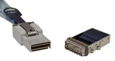 Interconexión AOC hasta 400 Gbps