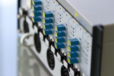 Solución de seguridad para fibras ópticas