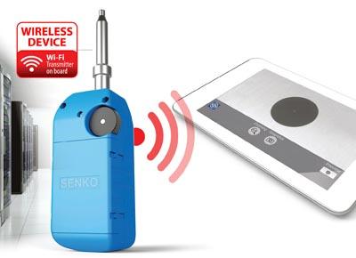 Sonda inteligente con Wi-Fi