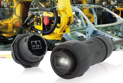 Conector LC para industria y FTTx