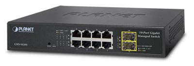 Switch Gigabit Ethernet gestionado