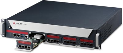 Dispositivos de red rackmount 1U