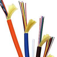 Cable de fibra doméstica