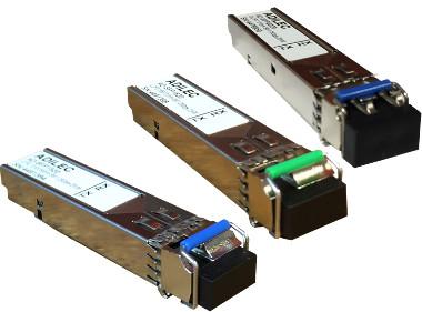 Módulos transceiver SFP 1,25 Gbps
