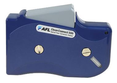 Limpiador para conectores de fibra óptica