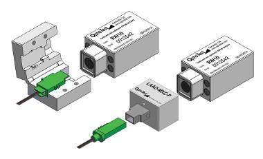 Adaptadores para medición de pérdidas