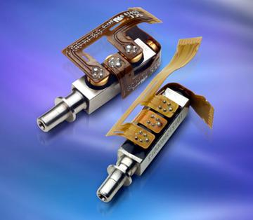 Receptor y emisor óptico para transceptores