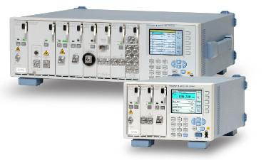 Módulos de atenuación y switch para sistemas de pruebas