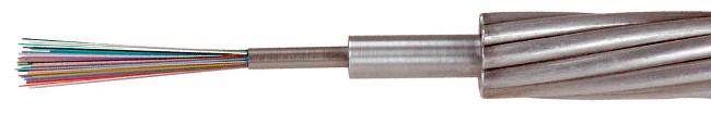 Cable para conexiones con 96 fibras