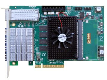 Tarjeta FPGA basada en Arria V GZ