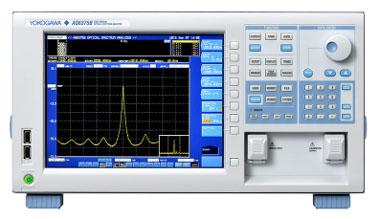 Analizador de espectro óptico
