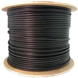 Cable de fibra óptica plástica