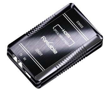 Conversores HDMI a fibra óptica