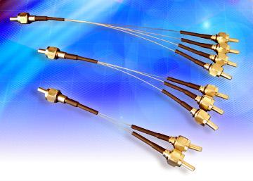 Ensamblajes de cables de fibra óptica