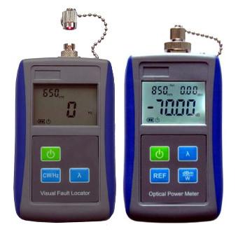 Kit medidor de potencia y VFL