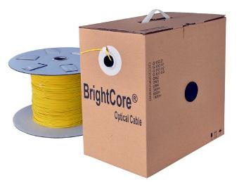 Cables de fibra óptica de gran fuerza