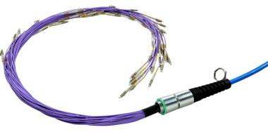 cables de instalación preconfigurados