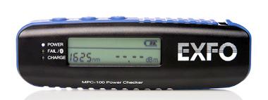 Mini comprobador óptico de potencia
