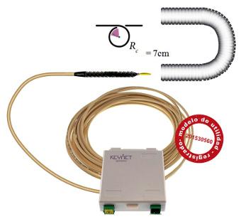 Entubado de cables pre-conectorizados