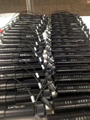 Conectores de fibra óptica sellados