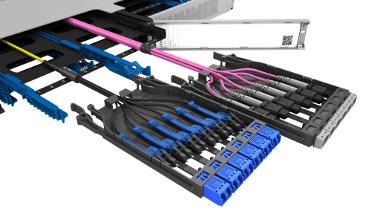 Sistema de gestión de fibra