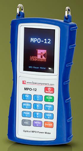 Test y medida de conectores MPO y MTP
