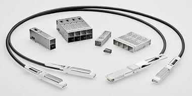 Conectores microQSFP