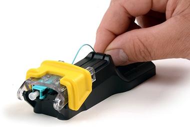 Sistema de terminación de fibra