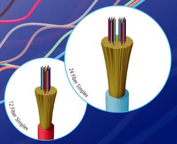 Cables y accesorios de fibra óptica