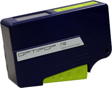 Limpiadores de casetes de fibra óptica