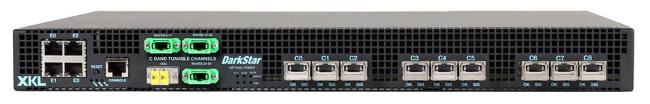 Transpondedor para redes 10G y 100G