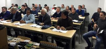 Jornadas de formación en el País Vasco