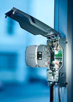 Cajas para terminación de fibras ópticas