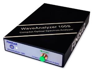 Analizador de espectro óptico de laboratorio