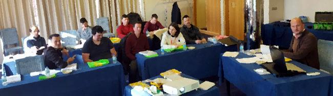 Curso de instalación FTTH y su mantenimiento en Salamanca