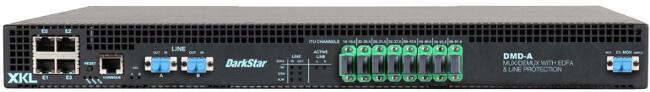 Amplificador para fibra óptica