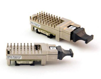 transceptores ópticos embebidos 120G
