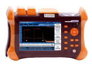 OTDR para sistemas de comunicaciones
