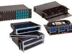 Cajas de fibra óptica para montaje en pared