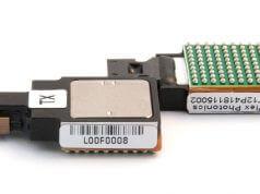 Transceptor para cables de fibra óptica en aviones