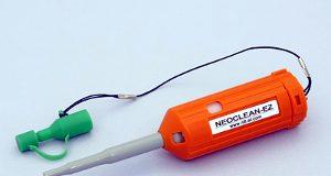 Limpiador de conectores ópticos impermeables