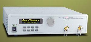 Controlador de polarización multifunción
