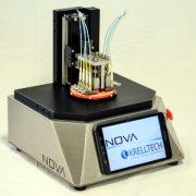 Pulidora de fibra óptica de precisión