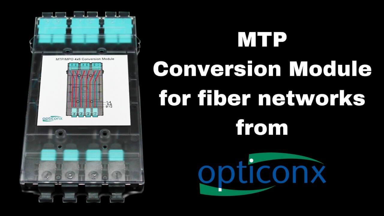 Módulos de conversión MTP