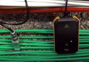 Detector de fallos en microductos