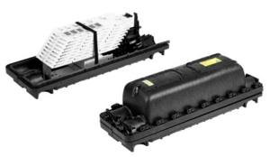 Torpedos para fibra ribbon y 3456 empalmes
